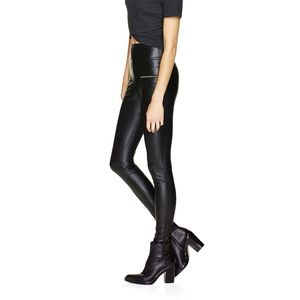 Wilfred Free Valade Pant Faux Leather Legging M